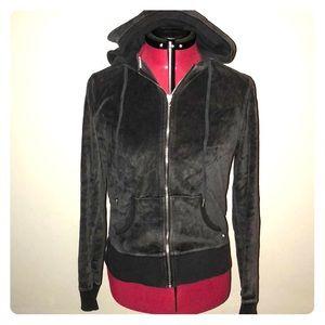 Victoria secret grey,jacket with hood